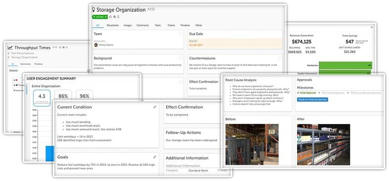 A3 Software Screenshots