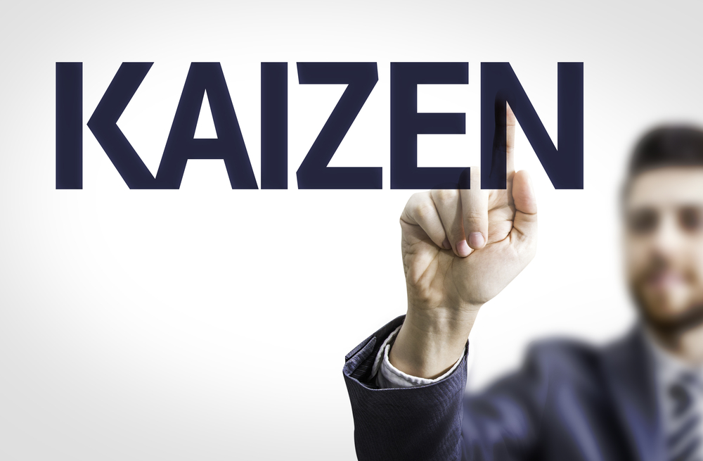 Guide to Kaizen methodology.