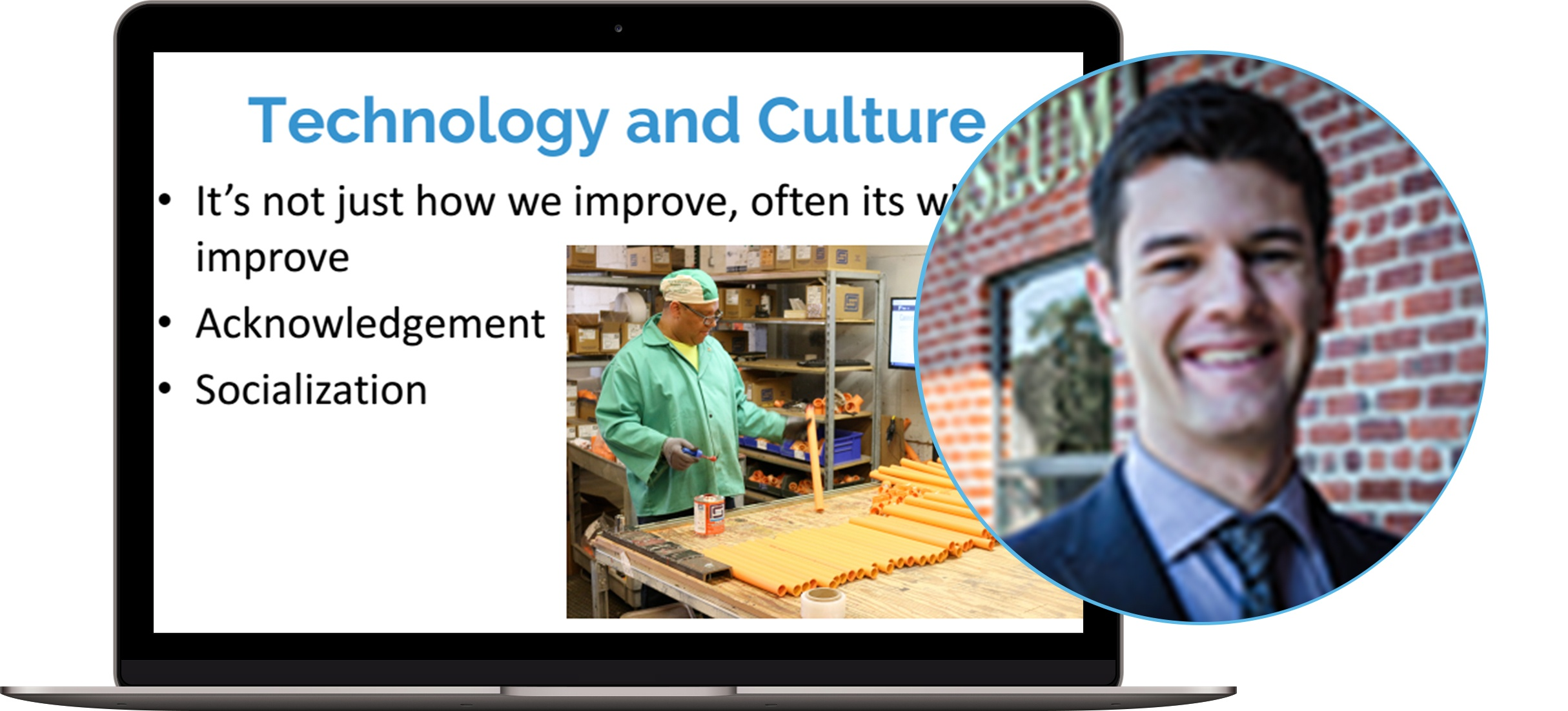 The Intersection of Culture & Technology Webinar