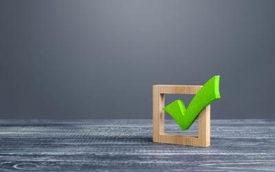 Quality improvment software checklist