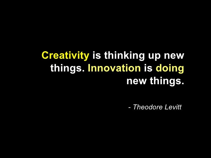 Innovation quote