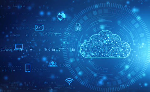 Networking Cloud Image