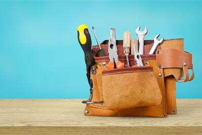 A set of every day tools