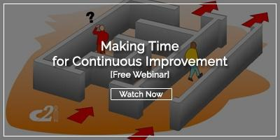 Making Time for Continuous Improvement