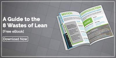 Free eBook: Guide to the 8 Wastes of Lean