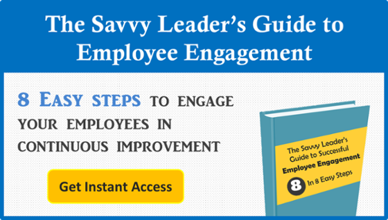The Savvy's Leader's Guide to Employee Engagement