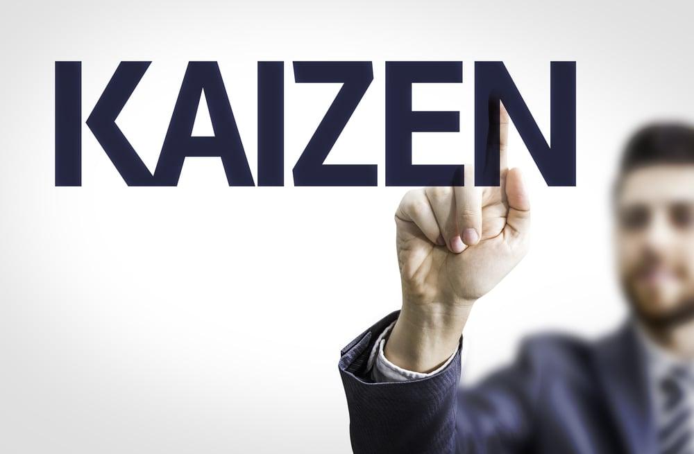 Guide to Kaizen methodology.